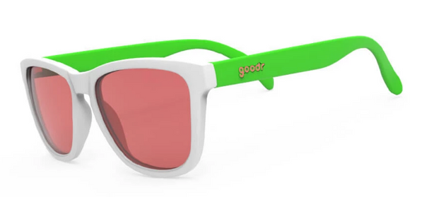 "Goodr ""Apple Jack The Ripper"" Sunglasses"