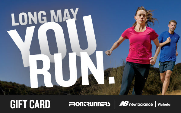 Frontrunners Gift Card