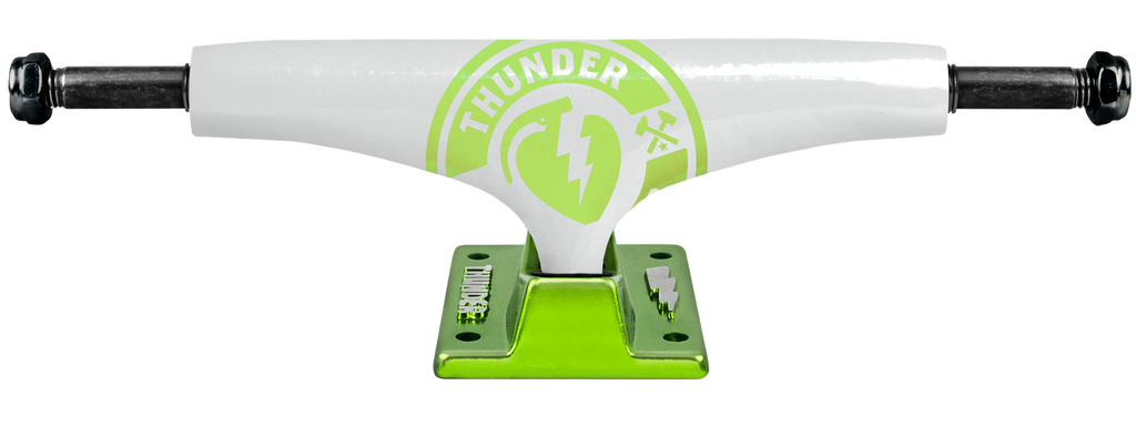 TRUCKS / THUNDER / 147 HIGH - LIGHTS - PARTY PUNCH - LIME - 8.0""