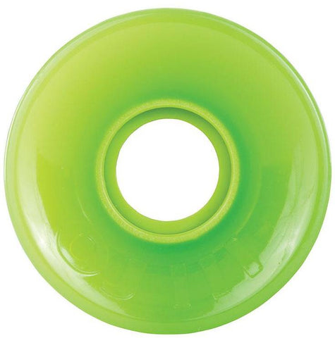 WHEELS / OJ / HOT JUICE (MINI) /  GREEN - 55MM - 78A - (set of four)