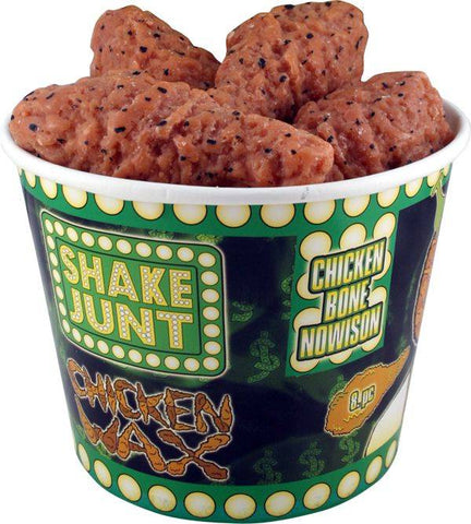 WAX / SHAKE JUNT / CHICKEN BONE WAX (8 PIECE BUCKET)