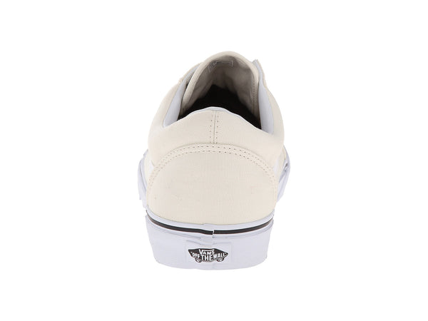 FOOTWEAR / VANS / OLD SKOOL  - CLASSIC WHITE -  CANVAS