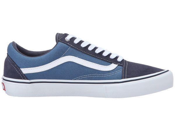 FOOTWEAR / VANS / OLD SKOOL PRO - NAVY/STV NAVY/WHITE