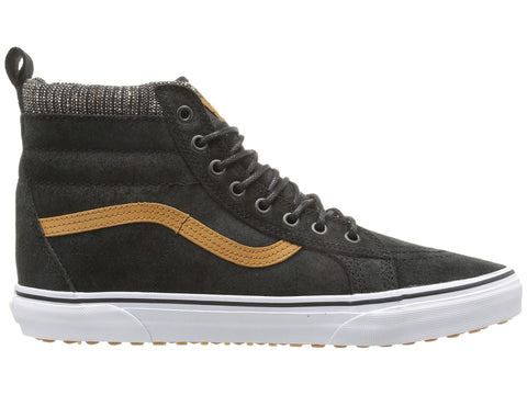 FOOTWEAR / VANS / SK8-HI MTE - BLACK/TWEED