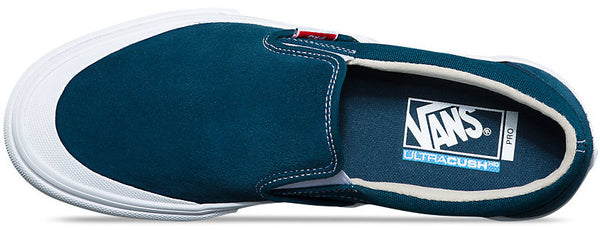 FOOTWEAR / VANS / SLIP-ON PRO - REFLECTING POND (TOE CAP)