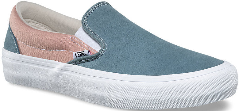 664c6e70909 FOOTWEAR   VANS   SLIP-ON PRO - GOBLIN BLUE MAHOGANY ROSE – Exodus Skate  Shop