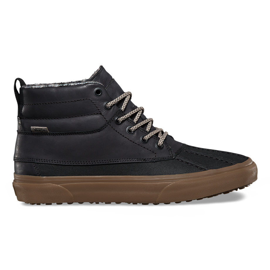 FOOTWEAR / VANS / SK8-HI MTE DEL PATO - BLACK/FEATHER/GUM