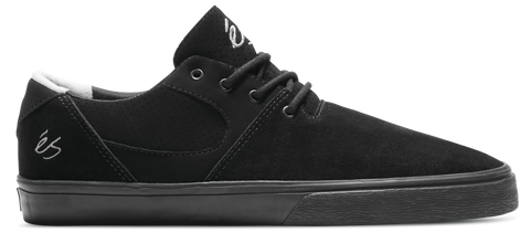 FOOTWEAR / éS / ACCEL SQ - BLACK/BLACK/GREY