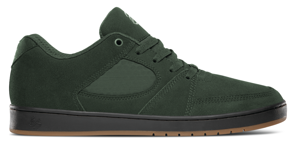 FOOTWEAR / éS / ACCEL SLIM - HUNTER GREEN