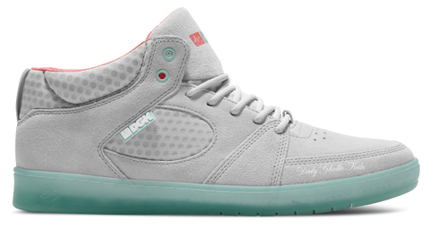 FOOTWEAR / éS / ACCEL SLIM MID X DGK - GREY/BLUE