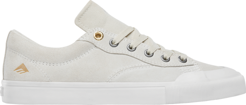 FOOTWEAR / EMERICA / INDICATOR LOW - WHITE/WHITE