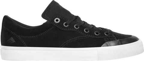 FOOTWEAR / EMERICA / INDICATOR LOW - BLACK/WHITE/GUM