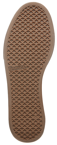 FOOTWEAR / EMERICA / WINO G6 - BROWN/BROWN/GUM