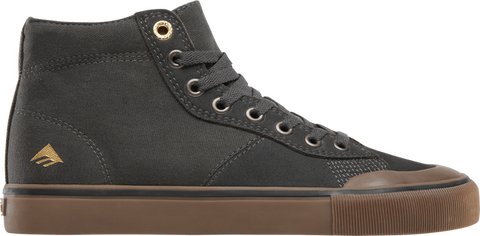 FOOTWEAR / EMERICA / INDICATOR HIGH - DARK GREY/BLACK/GUM