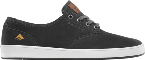 FOOTWEAR / EMERICA / THE ROMERO LACED - DARK GREY