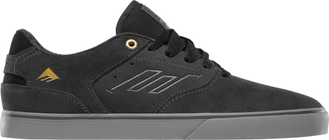 FOOTWEAR / EMERICA / REYNOLDS LOW VULC - DARK GREY/GREY
