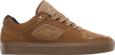 FOOTWEAR / EMERICA / REYNOLDS G6 - BROWN/GUM