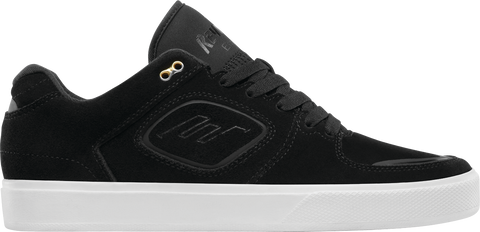 FOOTWEAR / EMERICA / REYNOLDS G6 - BLACK/WHITE