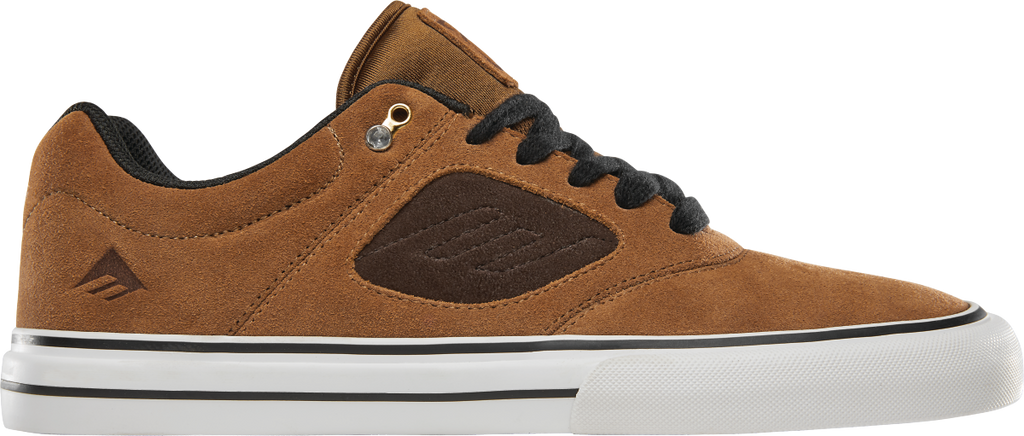 FOOTWEAR / EMERICA / REYNOLDS 3 G6 VULC - TAN/BROWN