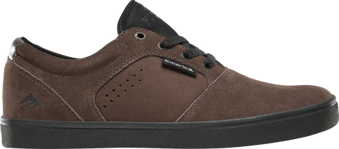 FOOTWEAR / EMERICA / FIGGY DOSE - BROWN/BLACK