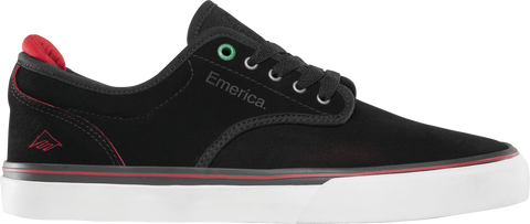 FOOTWEAR / EMERICA / WINO G6 X SRIRACHA - BLACK/RED