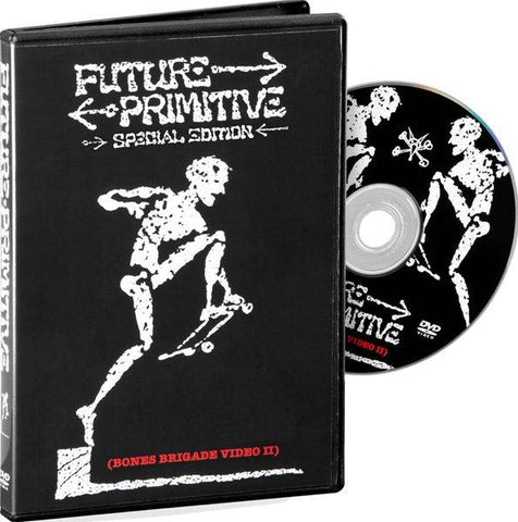 VIDEOS / POWELL PERALTA / FUTURE PRIMITIVE  (DVD)