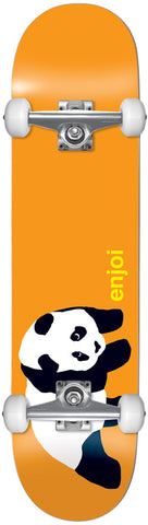 COMPLETES / ENJOI / ORIGINAL PANDA - ORANGE - 7.5""
