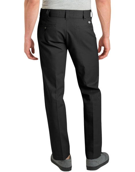 PANTS / DICKIES / '67 COLLECTION / SLIM FIT / STRAIGHT LEG INDUSTRIAL WORK PANT - BLACK