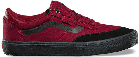 FOOTWEAR / VANS / CROCKETT PRO 2 - CABERNET/BLACK