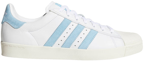 FOOTWEAR / adidas / SUPERSTAR VULC ADV KROOKED - WHITE/CUSTOM/WHITE