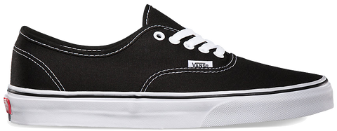 FOOTWEAR / VANS / AUTHENTIC - BLACK