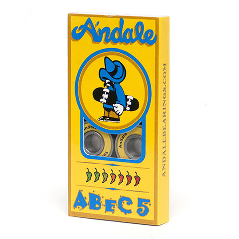 BEARINGS / ANDALE / ABEC 5