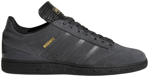 FOOTWEAR / adidas / BUSENITZ - DGH SOLID GREY/BLACK/GOLD FOIL