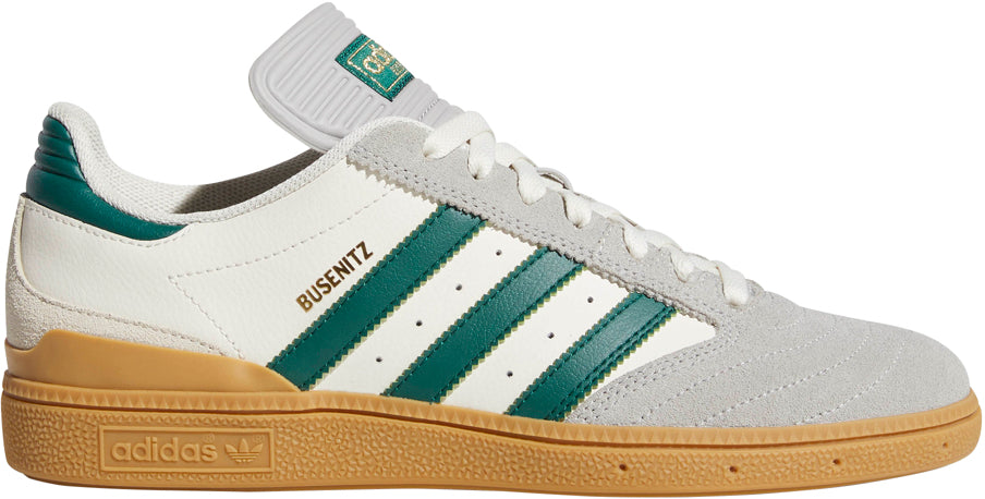 FOOTWEAR / adidas / BUSENITZ - GREY TWO/ COLLEGIATE GREEN/ GUM 3