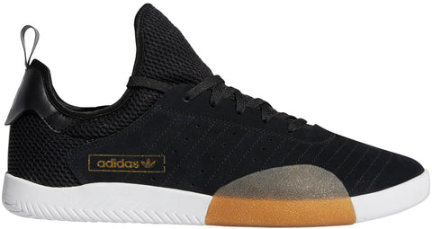 FOOTWEAR / adidas / 3ST - BLACK/LIGHT GRANITE/WHITE
