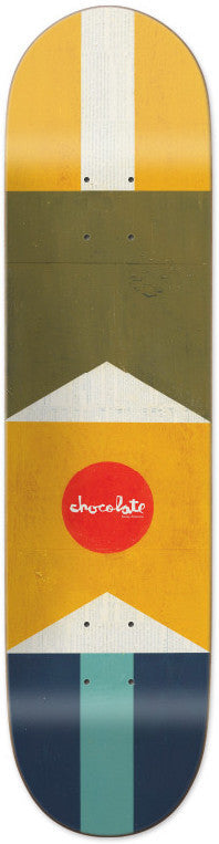 DECKS / CHOCOLATE / KENNY ANDERSON - BATTLE FLAG - 8.125""