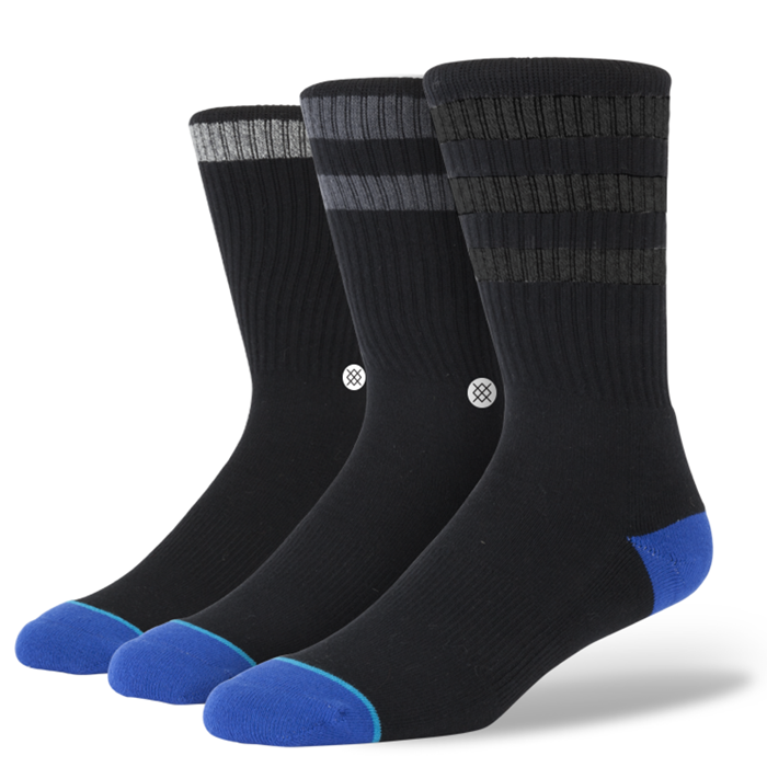 SOCKS / STANCE / BEACH PARK - BLACK