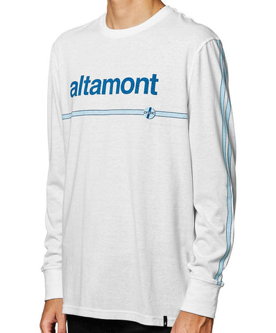 LONG SLEEVE / ALTAMONT / GENERIC - WHITE