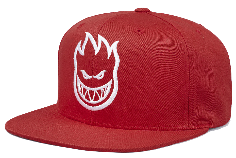 HATS / SPITFIRE / BIGHEAD - RED/WHITE