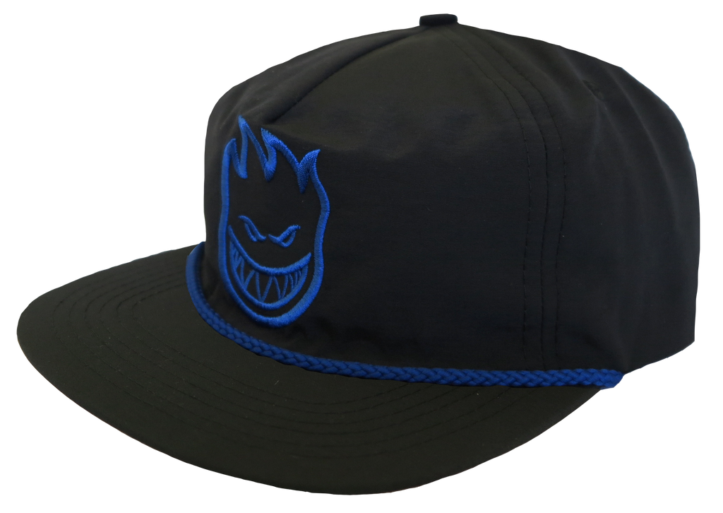 HATS / SPITFIRE / BIGHEAD - BLACK/BLUE