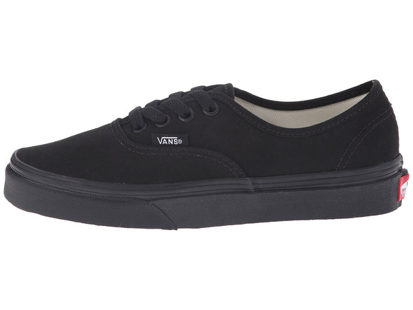 FOOTWEAR / VANS / AUTHENTIC - BLACK/BLACK
