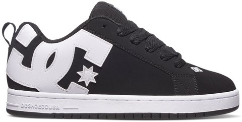 FOOTWEAR / DC / COURT GRAFFIK SE - BLACK