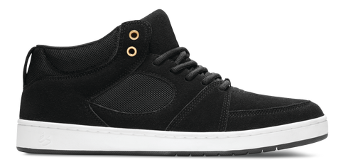 FOOTWEAR / éS / ACCEL SLIM MID - BLACK