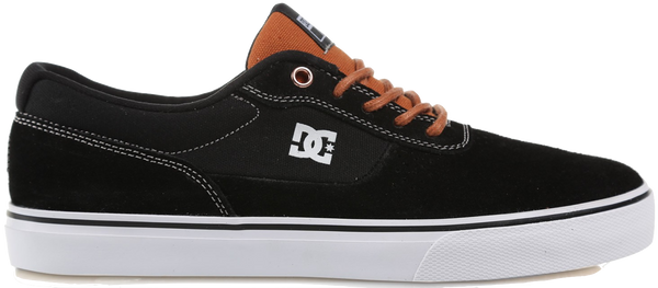 FOOTWEAR / DC / SWITCH S - BLACK/BROWN/BROWN