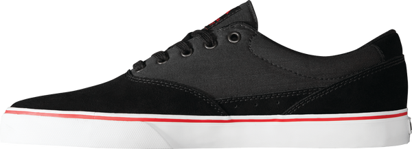 FOOTWEAR / EMERICA / PROVOST SLIM VULC - BLACK DENIM