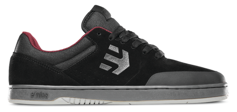 FOOTWEAR / ETNIES / MARANA - BLACK/DARK GREY/GREY