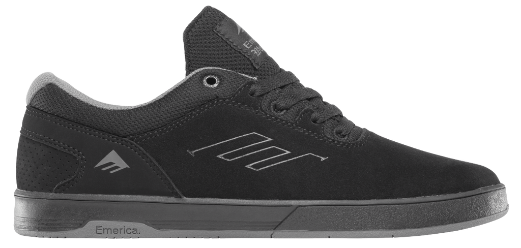 FOOTWEAR / EMERICA / WESTGATE CC - BLACK/GREY/GREY