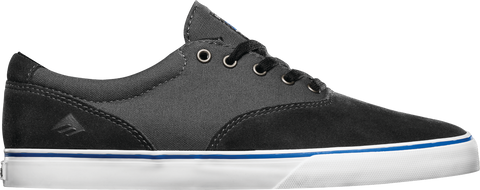 FOOTWEAR / EMERICA / PROVOST SLIM VULC - BLACK/GREY (TOY MACHINE)
