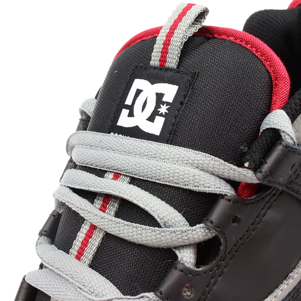 FOOTWEAR / DC / KALIS LITE - BLACK/RED