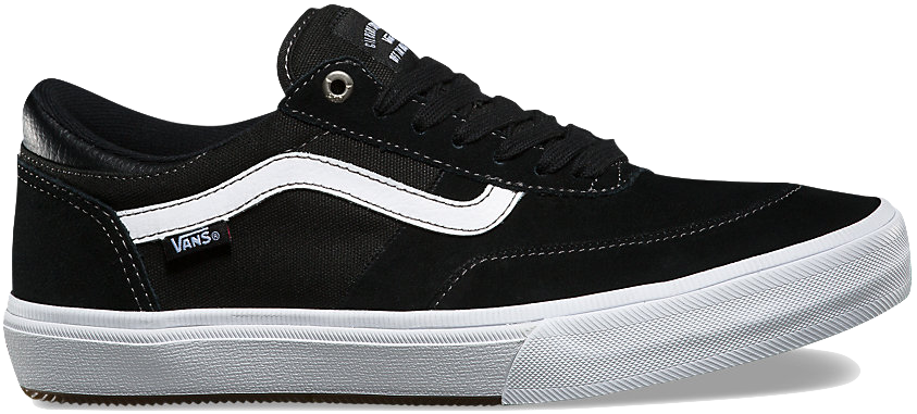 FOOTWEAR / VANS / CROCKETT PRO 2 - BLACK/WHITE